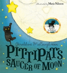 Pittipat's Saucer of Moon, Paperback Book