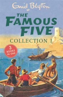 The Famous Five Collection 1 : Books 1-3, Paperback Book
