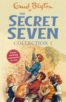 The Secret Seven Collection 1 : Books 1-3, Paperback / softback Book