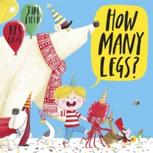 How Many Legs?, Hardback Book