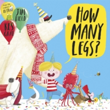 How Many Legs?, Paperback / softback Book