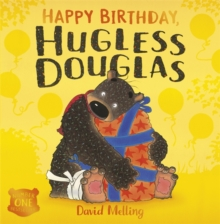 Happy Birthday, Hugless Douglas! Board Book, Paperback / softback Book