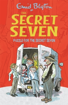 Secret Seven: Puzzle For The Secret Seven : Book 10, Paperback Book