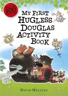 My First Hugless Douglas activity book, Paperback / softback Book