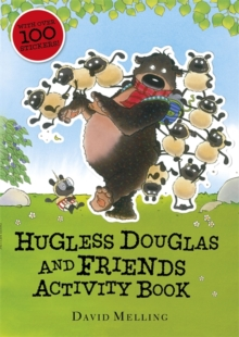 Hugless Douglas and Friends activity book, Paperback / softback Book