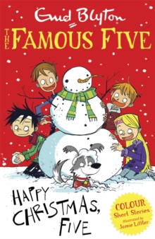 Happy Christmas, Five!, Paperback Book
