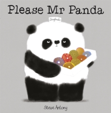 Please Mr Panda, Paperback Book