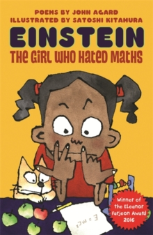 Einstein, the Girl Who Hated Maths, Paperback Book