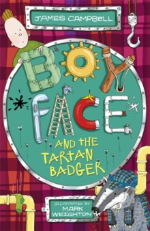 Boyface and the Tartan Badger, Paperback / softback Book