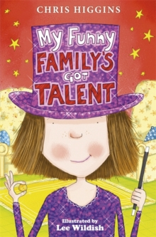 My Funny Family's Got Talent, Paperback Book