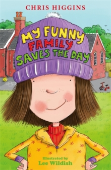 My Funny Family Saves the Day, Paperback Book