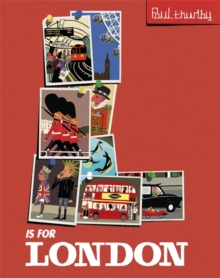 L is for London, Paperback Book