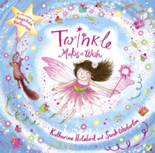 Twinkle Makes a Wish, Paperback Book