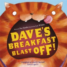Dave's Breakfast Blast Off!, Paperback Book