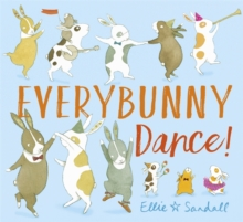 Everybunny Dance, Paperback Book