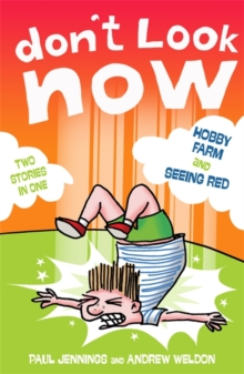 Hobby Farm and Seeing Red, Paperback Book