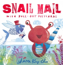 Snail Mail : With Pull-Out Postcards, Hardback Book