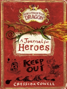 How To Train Your Dragon: A Journal for Heroes, Hardback Book