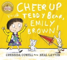 Cheer Up Your Teddy Emily Brown, Paperback / softback Book