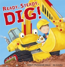 Ready Steady Dig, Paperback Book