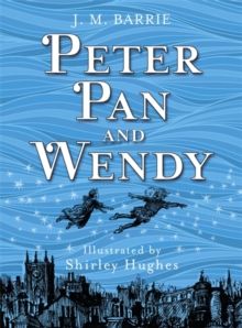 Peter Pan and Wendy, Paperback Book