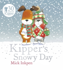Kipper's Snowy Day, Paperback Book