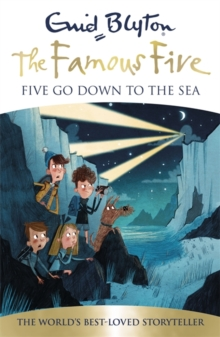 Five Go Down To The Sea : Book 12, Paperback Book