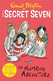 Secret Seven Colour Short Stories: The Humbug Adventure : Book 2, Paperback Book