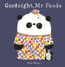 Goodnight, Mr Panda, Hardback Book