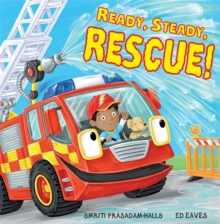 Ready Steady Rescue, Paperback Book