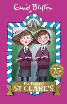 The Twins at St Clare's, Paperback Book