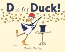 D is for Duck!, Hardback Book