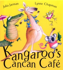 Kangaroo's Cancan Cafe, Paperback Book