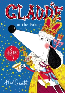 Claude at the Palace, Paperback / softback Book