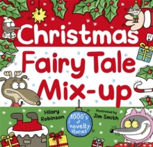Christmas Fairy Tale Mix-Up, Spiral bound Book