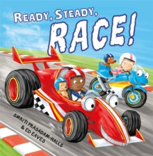 Ready Steady Race, Paperback / softback Book