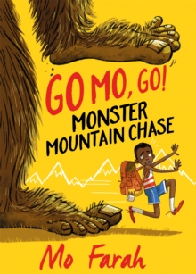 Go Mo Go: Monster Mountain Chase! : Book 1, Paperback Book