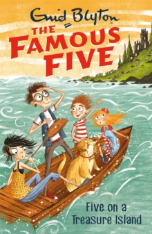 Famous Five: Five On A Treasure Island : Book 1, Paperback / softback Book
