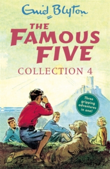 The Famous Five Collection 4 : Books 10-12, Paperback / softback Book