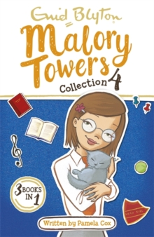 Malory Towers Collection 4 : Books 10-12, Paperback Book
