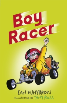 Boy Racer, Paperback / softback Book