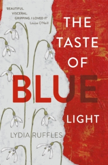 The Taste of Blue Light, Hardback Book