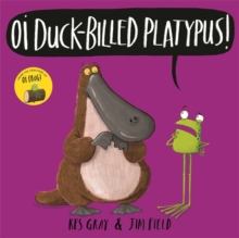 Oi Duck-billed Platypus