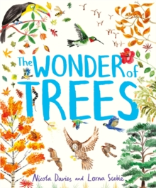 The Wonder of Trees, Hardback Book