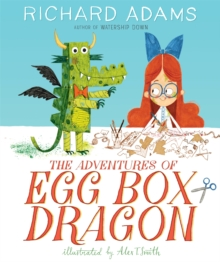 The Adventures of Egg Box Dragon, Paperback / softback Book