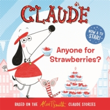Claude TV Tie-ins: Anyone For Strawberries?, Paperback / softback Book
