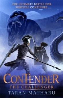 Contender: The Challenger : Book 2, Hardback Book
