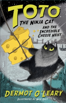 Toto the Ninja Cat and the Superstar