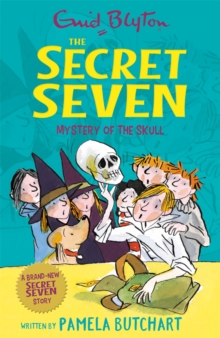Secret Seven: Mystery of the Skull, Paperback / softback Book