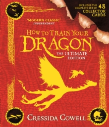 How to Train Your Dragon: The Ultimate Collector Card Edition : Book 1, Hardback Book